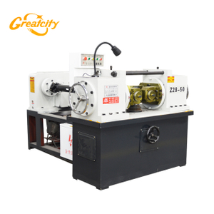 High performance threading rolling machine for steel bar automatic supplier