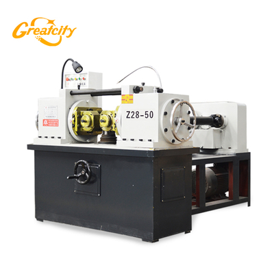 Automatic Screw Bolt Making forged rolling threading machine Prices