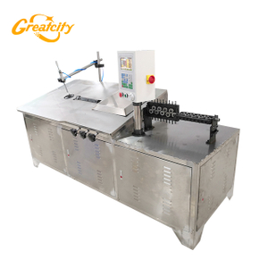 Automatic 2D cnc stirrup/iron/steel/metal wire bending machine 10mm