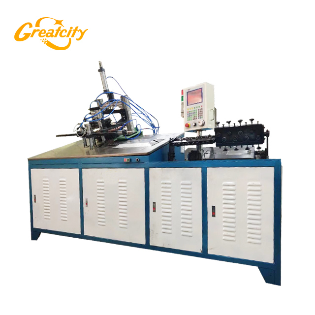 2-6mm 2d wire coil bending machine steel bar bending machine iron bending machine