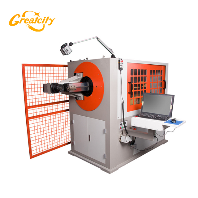 Factory Price 3d CNC metal Wire Bender Bending Machine
