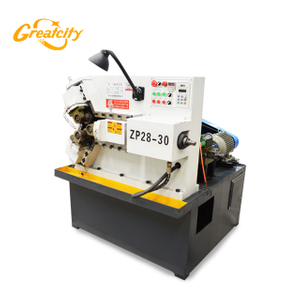 factory manufacturer external thread rollers rebar thread rolling machine price