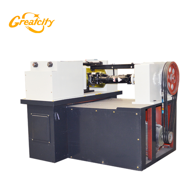 Construction high speed chinese screw thread rolling machine manufacturer