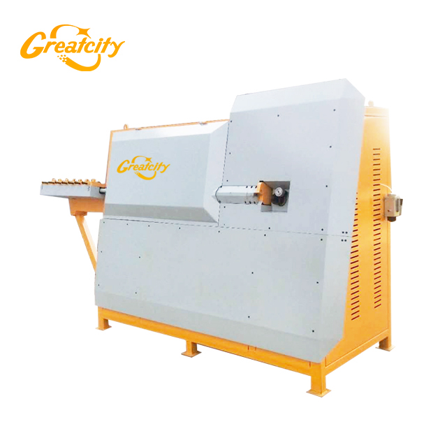 Greaticty Fast speed professional quality automatic CNC rebar bending machine