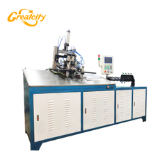 Stable quality CNC 2d steel wire bending machine used iron stainless steel aluminum