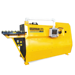 4-12mm CNC automatic steel wire bender bar stirrup bending machine for construction