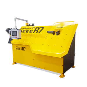 Most popular construction use automatic cnc rebar bending machine programmable