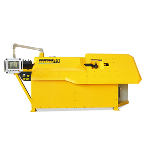 High precise chinese supplier cnc automatic rebar cutting and bending machine