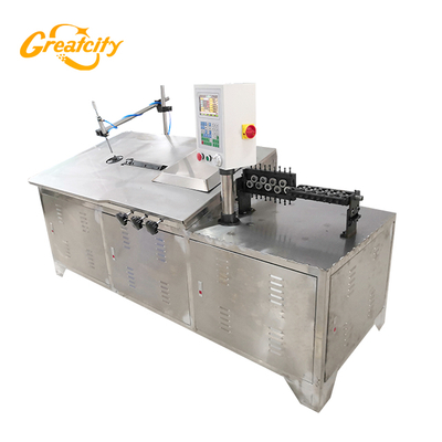 Greatcity brand Cnc small diameter Wire Bending Machine 2d , bending tools