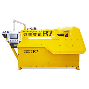 Factory Price CNC 4-10mm Steel Bar Stirrup Bender / Reinforcing Rebar Stirrup Bending Machine Automatic Pham
