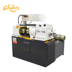 metal threaded rebar pipe thread rolling machine manufacturer