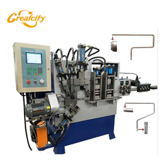 Easily Operation Automatic Paint Roller Handle Making Machine Price
