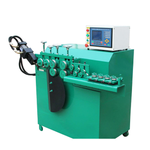 Candid fully automatic steel iron ring making machine