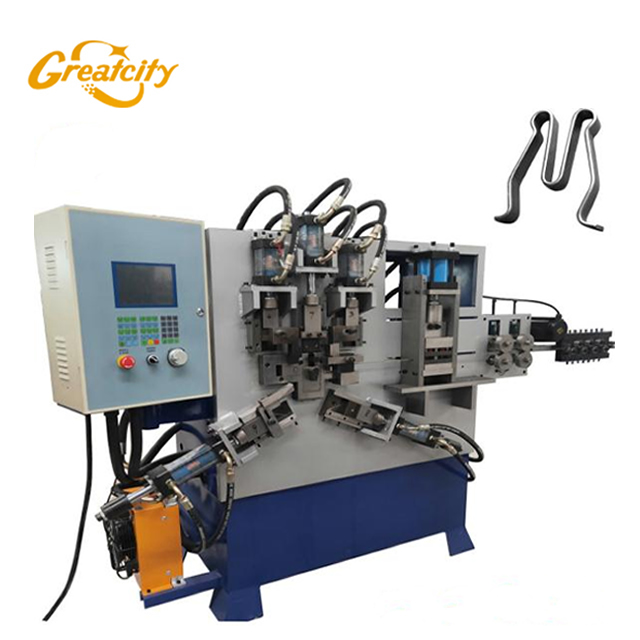 Greatcity Brand Automatic Flat Strip forming & Punching Machine price