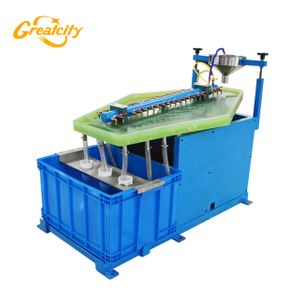 gold, coltan, tin ore concentrating Laboratory shaking table