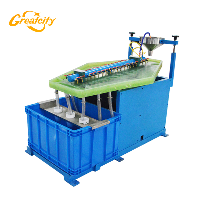 Automatic gold shaking table manufacture / gold shaker table with low price