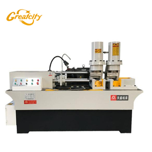 TS-50 diameter Reducing machine/Hydraulic steel bar necking machine