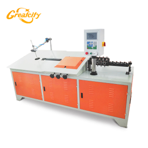 Very Simple operation CNC 2D Wire Forming Machine manufacturer price