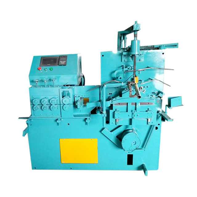 Automatic PLC Cloth Hanger Making Machine