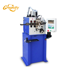 High Speed Automatic 2 Axis Cnc Spring Machine