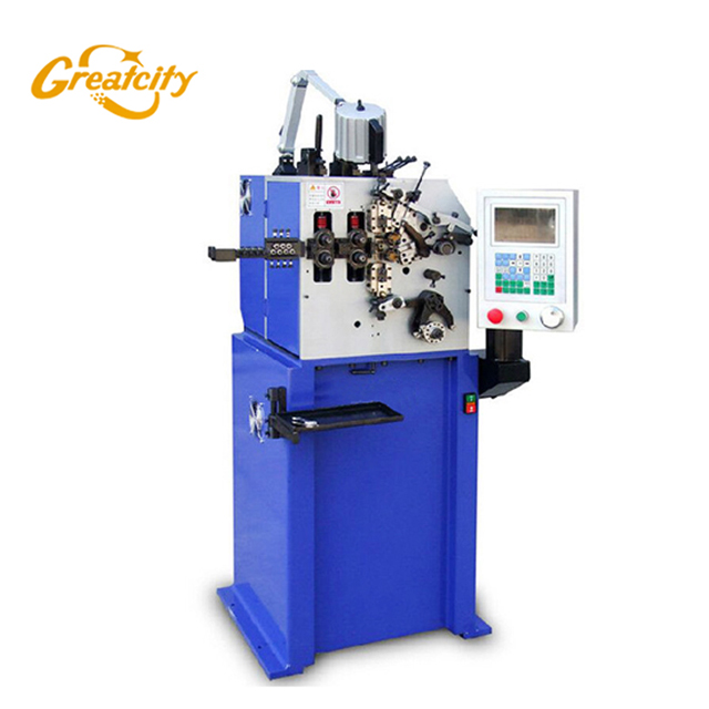 2 Axis Automatic High Quality Compression Spring Machine