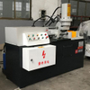 Fully automatic steel bar necking machine for sale