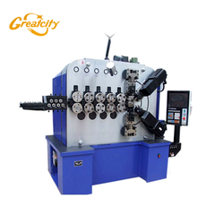 High Speed 2 Axis Super Quality Spring Making Machine cnc
