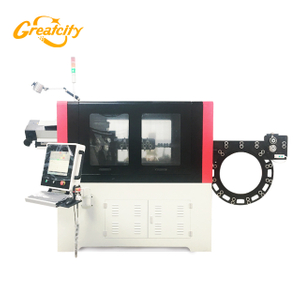 Manufacturer Famous Brand Greatcity 3d Wire Bending Machine for Sale South Africa
