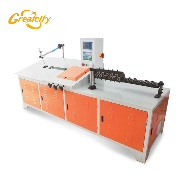 Good price architecture 3D 2D automatic cnc metal steel wire bending forming machine manufacturers price