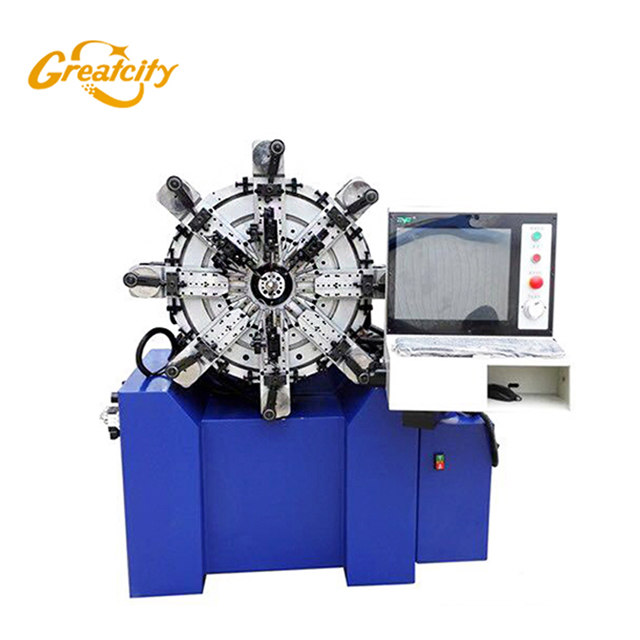 High Speed Automatic Cnc Spring Coiler on sale