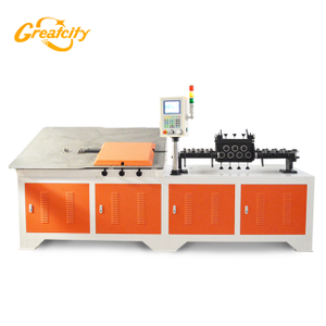 Automatic universal 2d Steel wire bending machine for sale