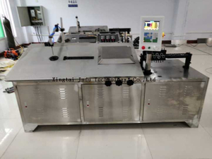CNC Wire Bending cutting Machine Hot Sale 2D CNC Hydraulic Wire Bending Machine with Cheaper Price