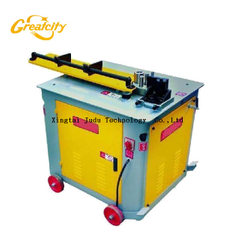 rebar machine to cut and bend 1 1/2 and 1 1/2 /Factory Direct Sales stirrup bending machine