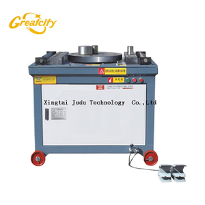 China rebar bender heavy duty automatic rebar bending machine price