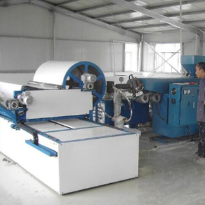 Small type PP Melt-blown Non-woven Fabric making machine production line with fast delivery time