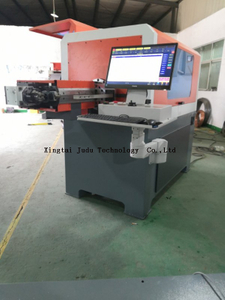 Qualified Brand automatic cnc 3d steel wire bender bending machine