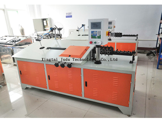 High-Performance 2D Zig Zag Cnc Wire Bending Machine Supplier