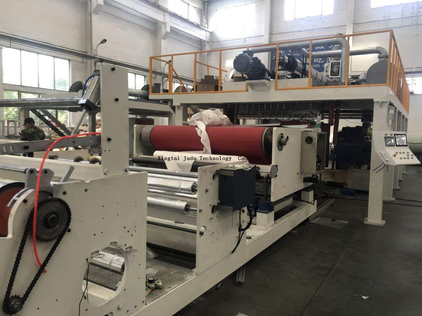 Nonwoven Fabric Melt Blown Fabric Making Machine Factory in China