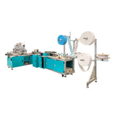Fully Automatic Non Woven 3 ply earloop Making Machine
