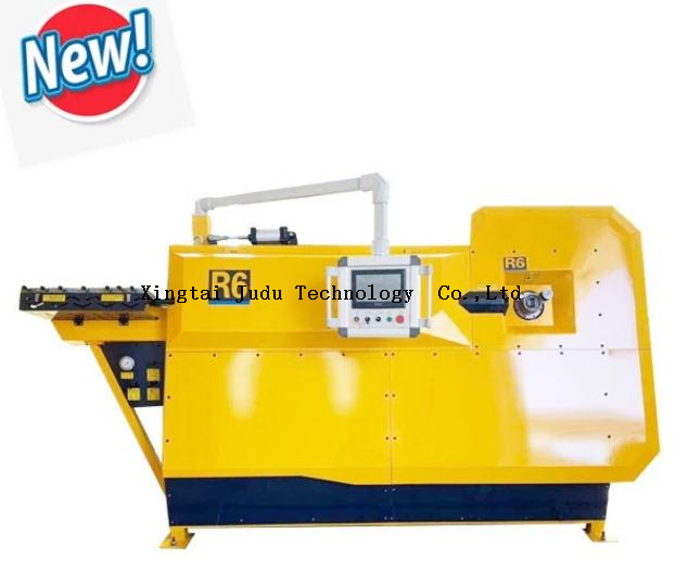 China manufacture Deformed Steel Bar automatic stirrup bending machine for 4 8mm